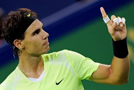 Rafael Nadal Shanghai.10 2nd R Win g