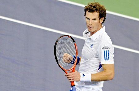 Andy Murray Shanghai.10 Sf Win g