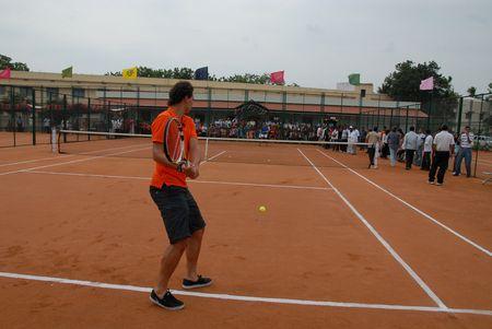 Rafael Nadal in India 3
