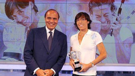 Francesca Schiavone TV Show