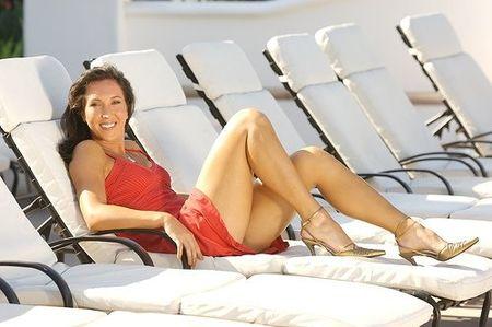 Jelena Jankovic Lounge Chair