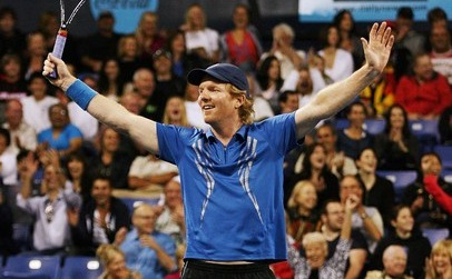 Jim Courier Davis Cup Captain g