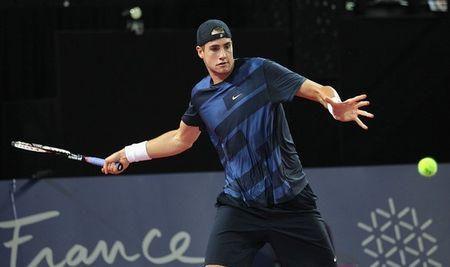 John Isner Montpellier.10 2nd R Win g