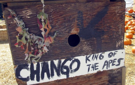 Copy of Chango King of the Apes