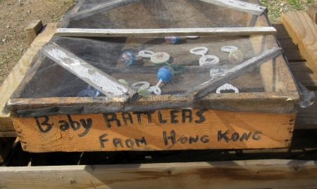 Copy of Baby Rattlers