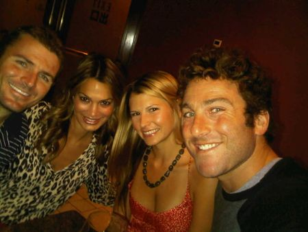 Mardy Fish Justin Gimmelstob Double Date