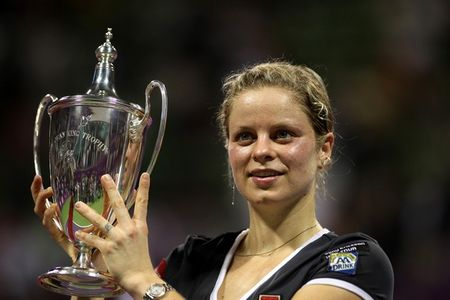 Kim Clijsters Doha.10 Winner 1 g