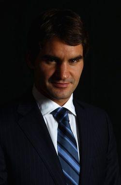 Roger Federer London 02.10 Portrait g