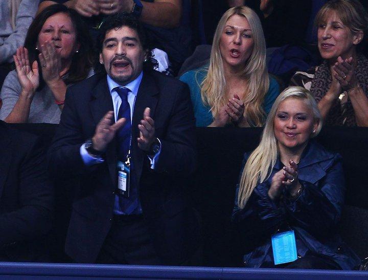 Maradona London O2.10