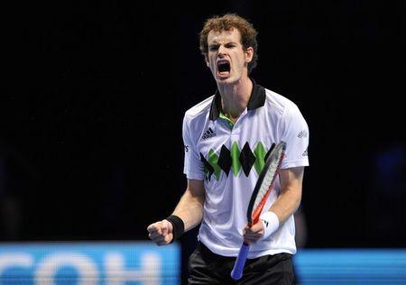 Andy Murray London O2.10 2nd Match Win 1 g
