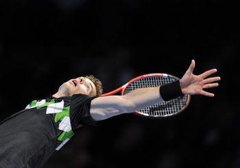 Andy Murray London O2.10 2nd Match Win 2 g