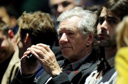 Ian McKellen London O2.10 1