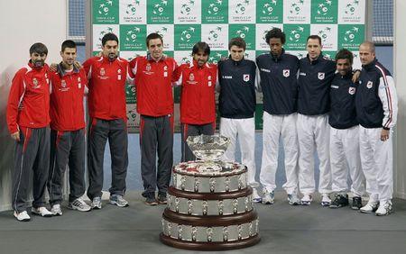 Davis Cup.10 Finalists