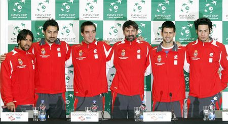 Serbian Davis Cup Team 1