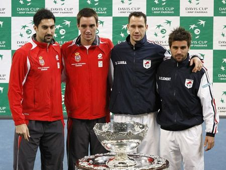 Davis Cup.10 Final Doubles Players