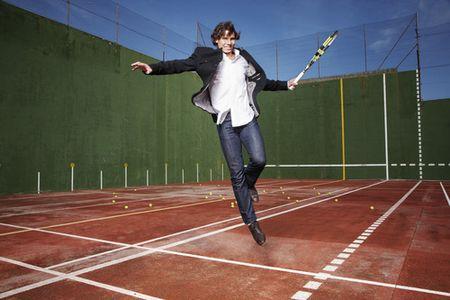 Rafael Nadal Charity Calendar