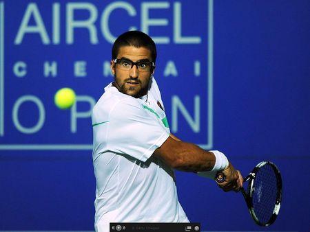 Janko Tipsarevic Chennai.11 1st R Win