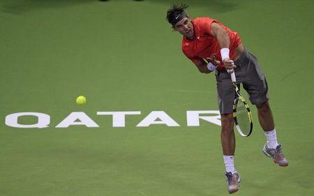 Rafael Nadal Doha.11 1st R Win r