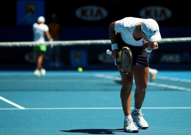 Svetlana Kuznetsova AO11 3rd R Win g