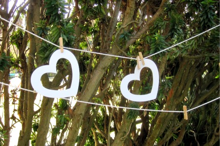 Copy of Hearts and Clothes Pins