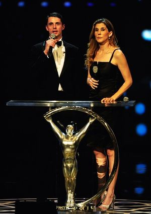 Monica Seles Laureus Awards.11 1 g