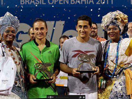 Nicolas Almagro Brazil.11 Winner atp