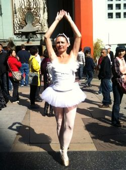 Copy of Hollywood Ballerina 2