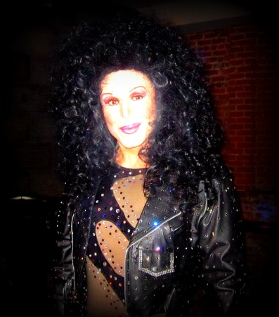Copy of Cher Impersonator