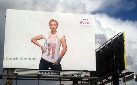 Copy of Maria Sharapova Sunset Billboard