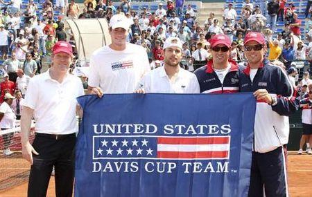 US Davis Cup.11 1st R Win