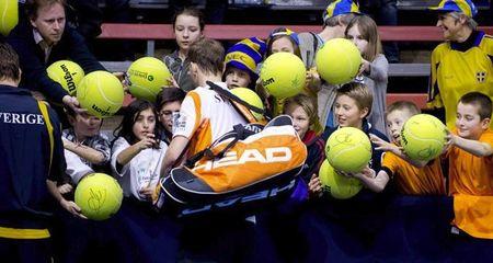 Sweden Davis Cup.11 1st Round Win