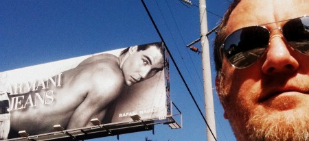 Copy of Rafa's Billboard and Me