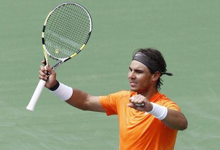 Rafael Nadal IW.11 Sf Win r