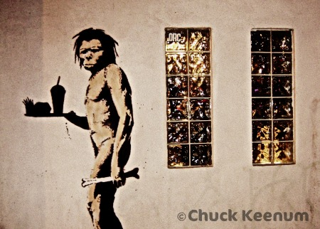 Copy of Caveman Banksy
