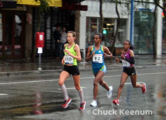 1 LA Marathon Women's Leaders