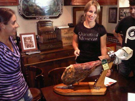Svetlana Kuznetsova Marbella.11 Carves Meat tw