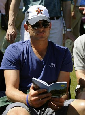 Andy Roddick Golf Masters.11 g