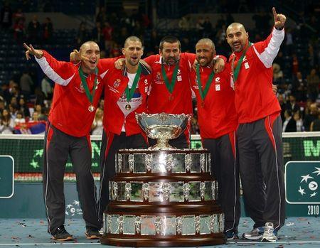 Serbia Davis Cup.10 Winners 2 g