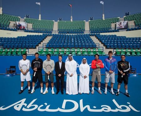 Abu Dhabi.11 Players
