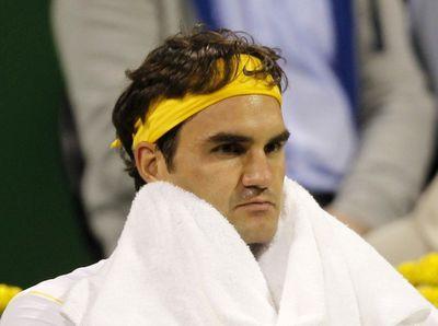 Roger Federer Doha.11 2nd R Win r