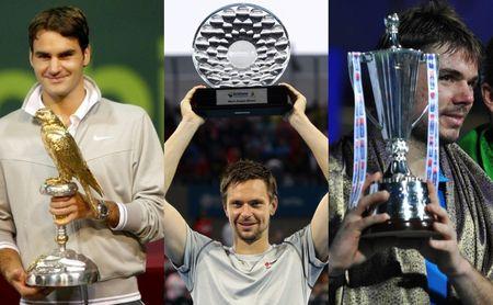 ATP 1st Week  2011 Winners