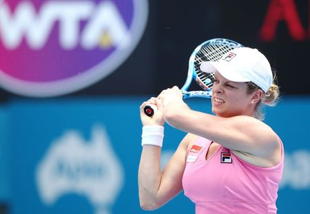 Kim Clijsters Sydney.11 2nd R Win g