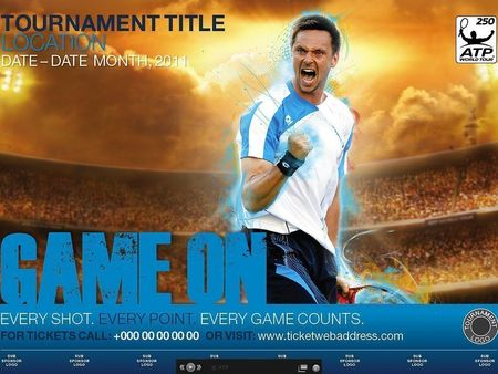 ATP Game On Robin Soderling