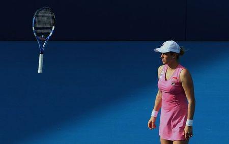 Kim Clijsters Sydney.11 Sf Win g