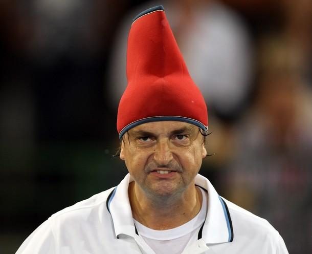 Henri LeConte Adelaide Tennis Challenge g