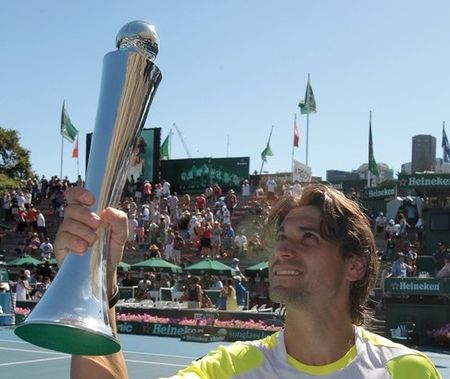 David Ferrer Auckland.11 Winner g