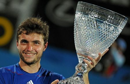 gilles simon shirtless. Gilles Simon Sydney.11 Winner
