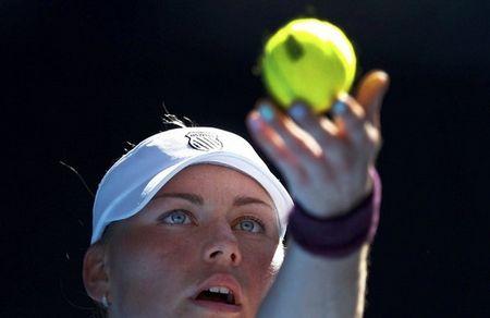 Vera Zvonareva AO11 2nd R Win r