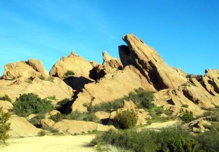 Copy of Vasquez Rocks 1