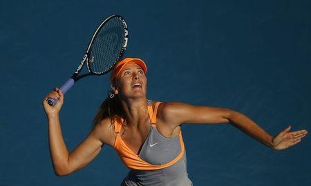 Maria Sharapova AO11 3rd R Win g